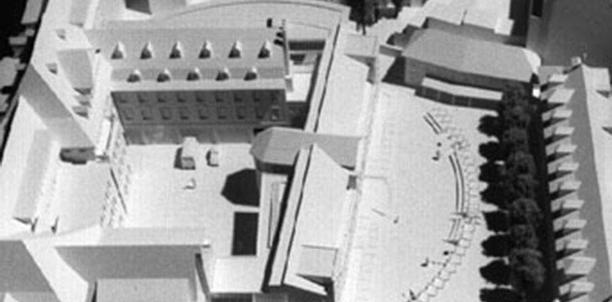 WETTBEWERB BAUTEN DER STADTPOLIZEI UND AUSBAUKONZEPT STADTHAUSAREAL LUZERN 1986