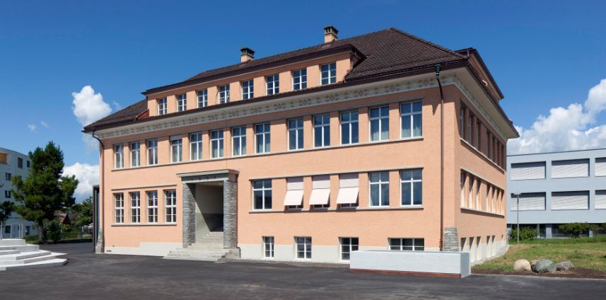 Umbau Musikschule Steinhausen ZG 2018 - 2019