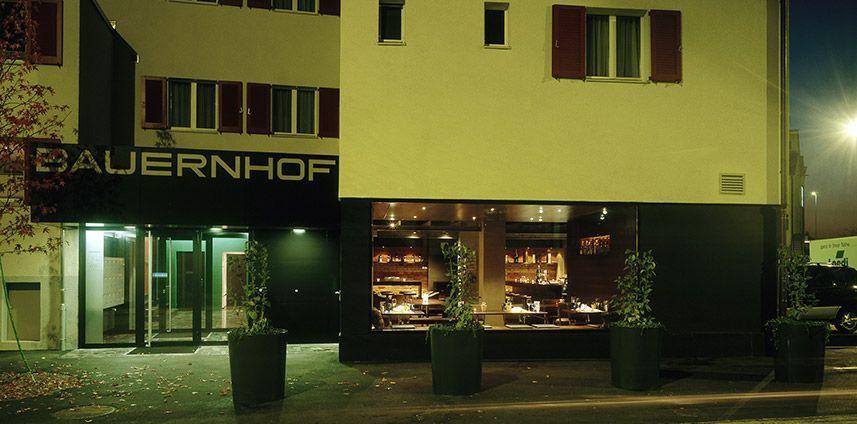 """UMBAU HOTEL UND LOFTWOHNUNGEN """"BAUERNHOF"""" ROTKREUZ ZG 2005"""