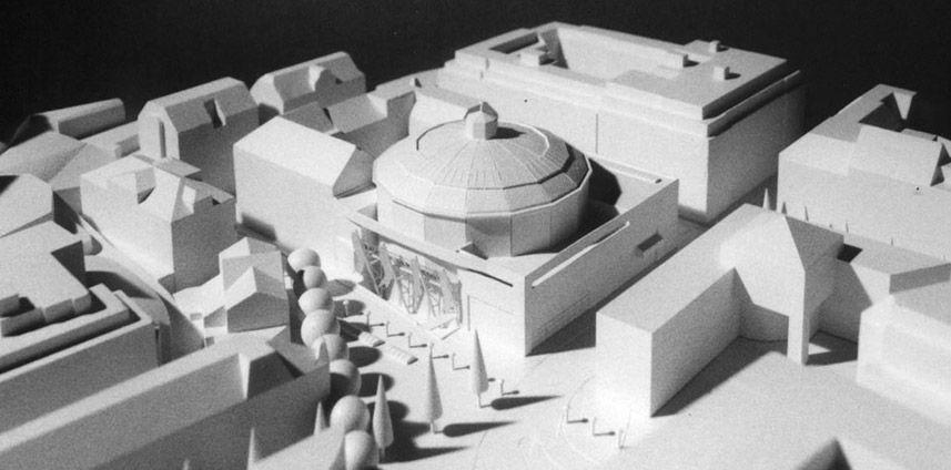 WETTBEWERB KUNSTMUSEUM UND KULTURPANORAMA LUZERN 1987